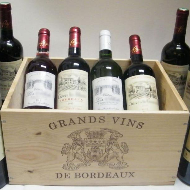 Grand vins de Bordeaux 2006