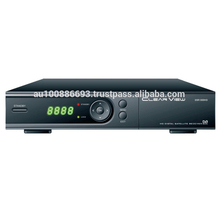 ClearView DSR1000HD MPEG-4 DVB-S2 H264/AVC Full <span class=keywords><strong>HD</strong></span> 1080 p <span class=keywords><strong>Ricevitore</strong></span> Digitale <span class=keywords><strong>Satellitare</strong></span> TV