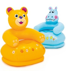 Intex 68556 Inflatable Happy Animal Chair Assortment For kids