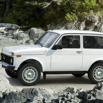 Off-road 4x4 LADA NIVA