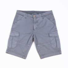 98% baumwolle 2% Elasthan Mode Casual Chino Stretch Männer Shorts Slim fit Entwickelt in Italien