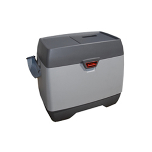 wholesale best sale 14 l metal and plastic cooler box with high quality