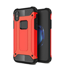 Mobile TPU+PC Phone Cover Protective Cases for iPhone X