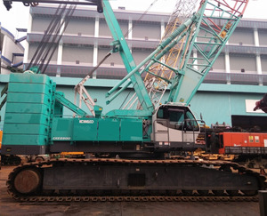 KOBELCO CKE2500-2, 250T CRAWLER CRANE FOR SALE