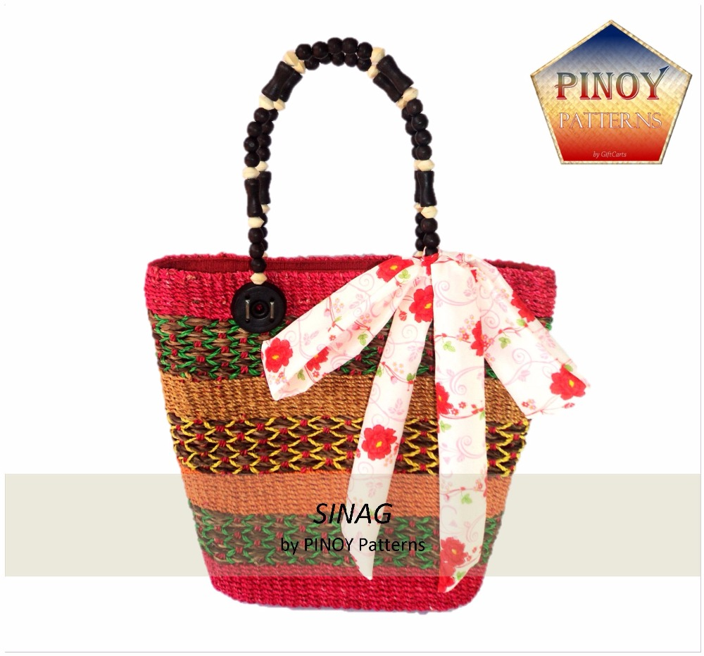 Sinag Native Fashion Bags