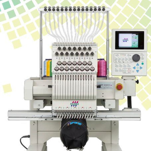 Tajima Embroidery Machine TMBP-SC1501 15 Needle