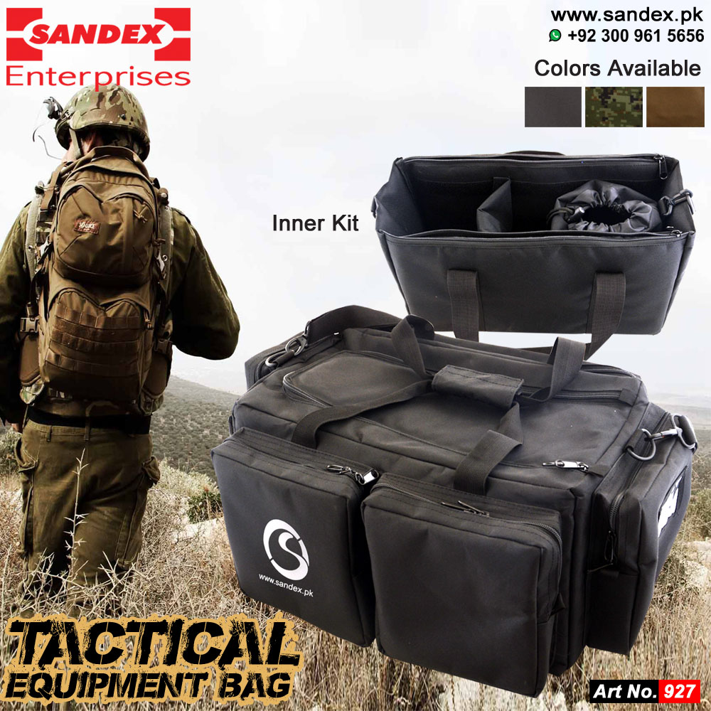 Bag Police Equipment Tactical Gear