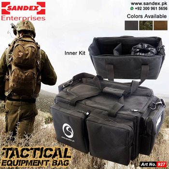 Range Bag Police Equipment Tactical Gear Module Duffel Armour Ammo Shoulder Cordura Bags Bullets