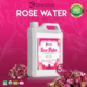 100% Organic Certified Cosmetic Rose Water in Bulk