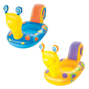 Bestway 34102 Children's Inflatable Snail Boat baby floating boat