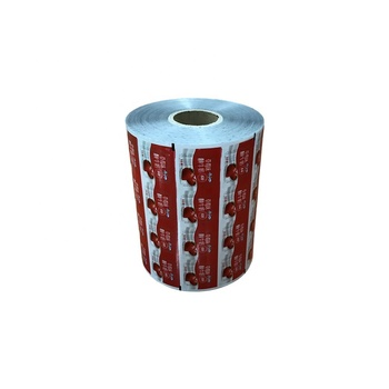 Aluminum foil 20-60 micron customized accepted aluminum foil roll
