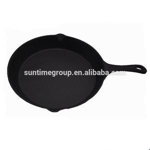 Cast Iron Frying Pan /Cast Iron Round Grill Pan