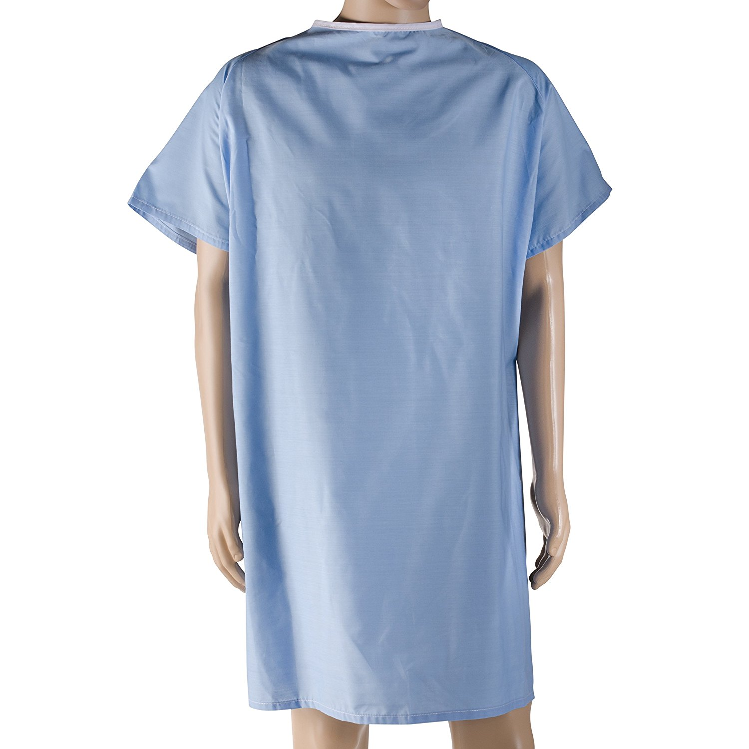 Cotton And Polyester Hospital Patient Gowns High Quality - Buy ...