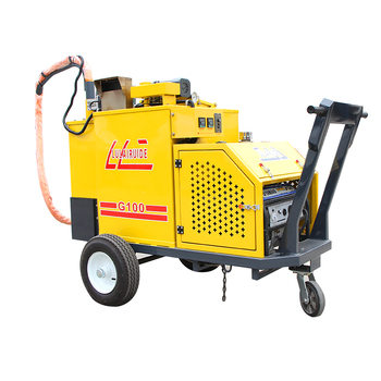 driveway crack patching kettle high pressure crack injection machine driveway seam 100L filling machine