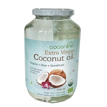 Premium Quality Cold Pressed Organic Extra Virgin Coconut Oil from Thailand (700ml*6/Ctn)