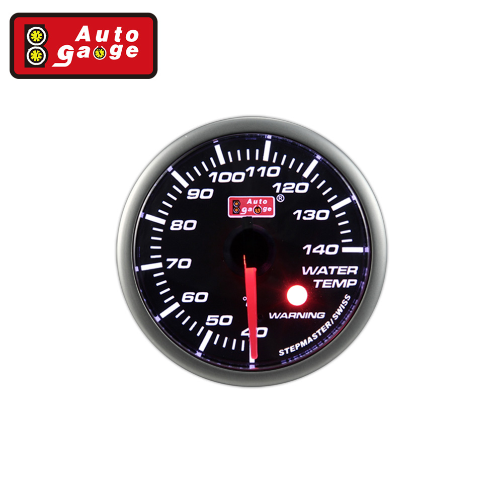 60mm water temp gauges for automobile