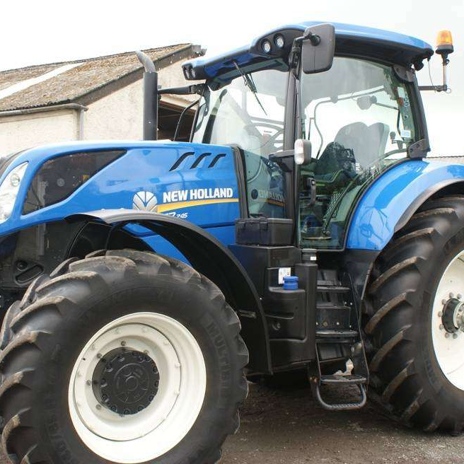 Used Farm Tractor 4wd 180hp with YTO engine Tractor