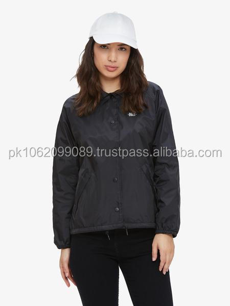Custom Coach Jackets / Different color Coach jacket changing color jackets