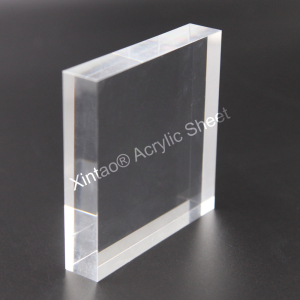 XINTAO clear mica glass transparent lighted plexiglass wall acrylic sheets menards