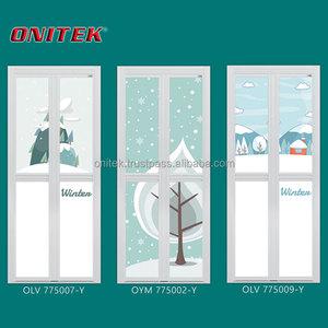 Aluminium Door/Sliding Door/Toilet Door/Aluminium Bifold Door/Simplest  Series