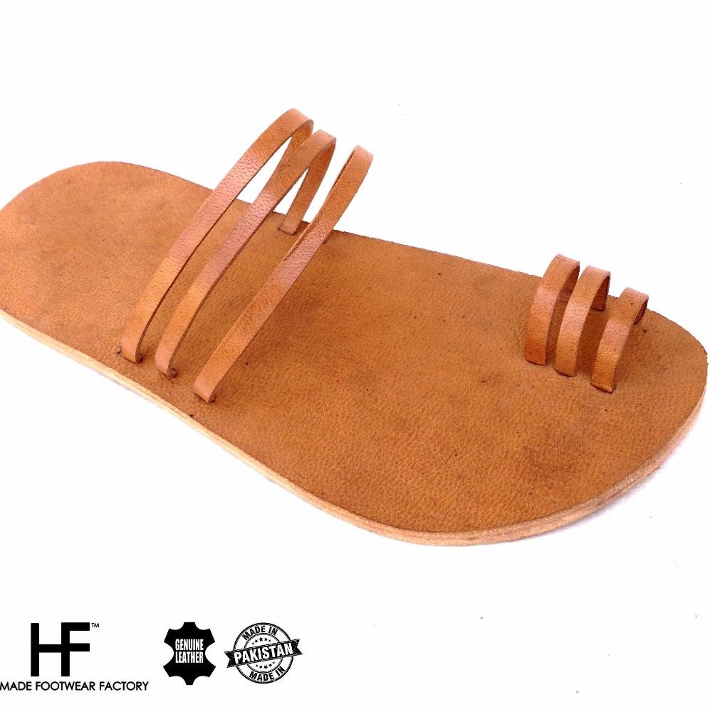 9db9dbb85a4514 Pakistan Ladies Handmade Leather Sandals