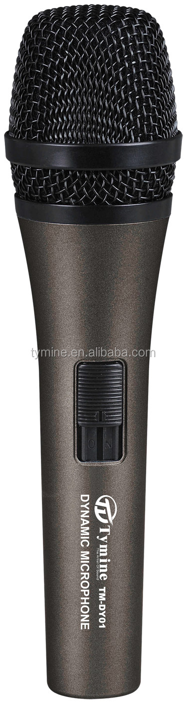 Tymine unidirectional dynamic vocal microphone TM-DY01