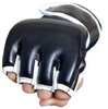 Cowhide Leather Construction Fairtex Style Classic 40z Weight Grapplin MMA Gloves