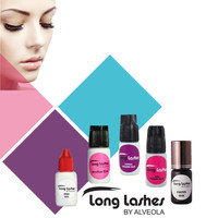 Long Lashes Professional Glues for eyelash extension
