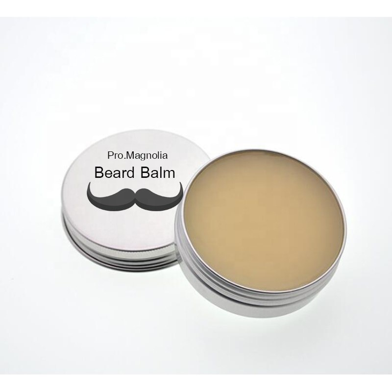 wholesale turkish natural Organic Deep Moisture Smoothing Beard oil Balm kit For Mens Private Label