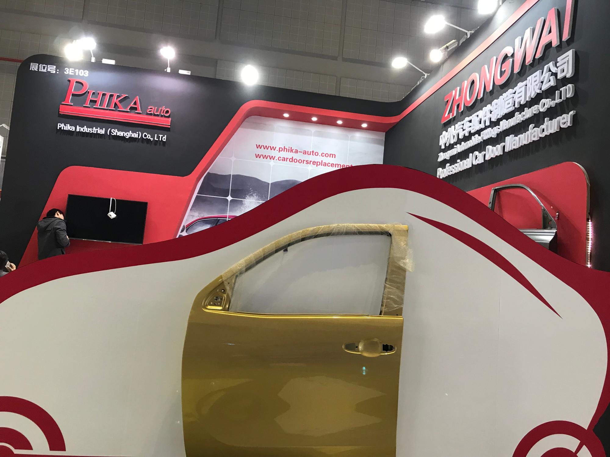 Auto lichaamsdelen motorkap voor Skoda Octavia 2013-present