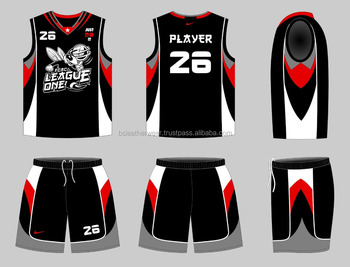 ec02971fbb9d Sublimation Reversible Custom Basketball Jersey Best Latest Basketball  Uniform Design Europe