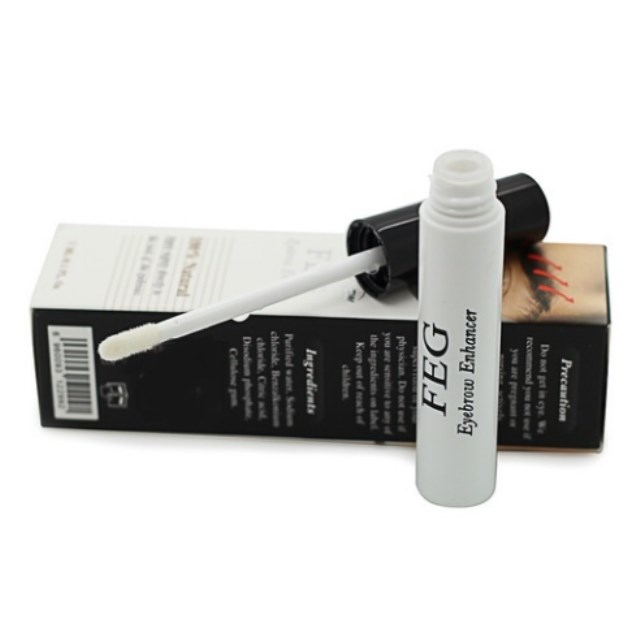 FEG Eyebrow Enhancer Eyebrow Growth Treatment Serum Makeup Liquid Cosmetics 100% Original
