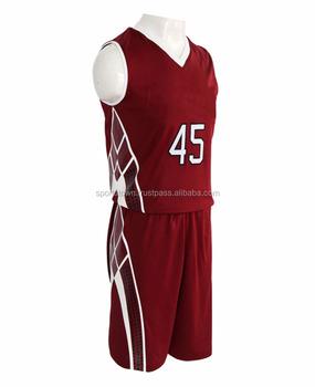 5a9941ff3f02 Best basketball jerseys design latest cheap kids basketball uniform jersey  design wholesale