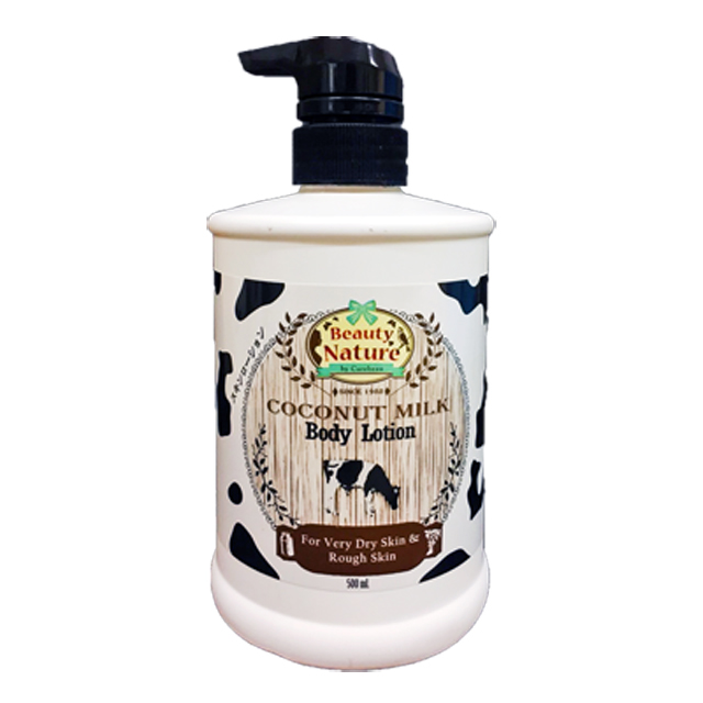 Beauty Natuur Bodylotion Kokosmelk