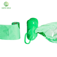 Best Selling Portable Custom Dog Poop Bag Holder Pet Accessories Dog Poop Bag Bone Dispenser