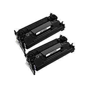 4Benefit Premium HP26X(CF226X) Compatible Toner Cartridge Replacement For Laserjet Pro M402dn(C5F94A), M402dne(C5J91A), M402dw(C5F95A), M402n(C5F93A), ProMFP M426fdn(F6W14A), M426fdw(F6W15A) (2-pack)