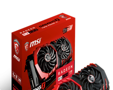 MSI RX 580 GAMING X 4G, 8G Radeon RX 580 GDDR5 4GB CrossFire VR Ready FinFET DirectX 12 Graphics