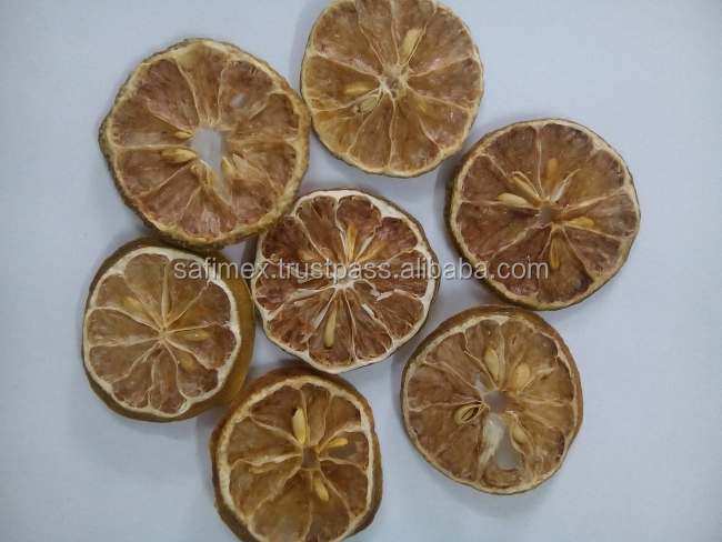 DRIED LIME / DRIED SLICE CALAMANSI From Vietnam