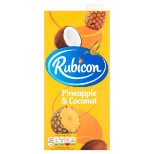RUBICON PINEAPPLE AND COCONUT JUICE STILL