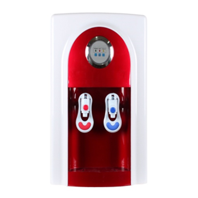 [Aqua Hi-Tec] Cold and Hot Water Dispenser & Purifier with Refrigerator (Purification RO Type) Korea Product