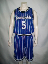 Purchasing basketball jerseys for a youth team