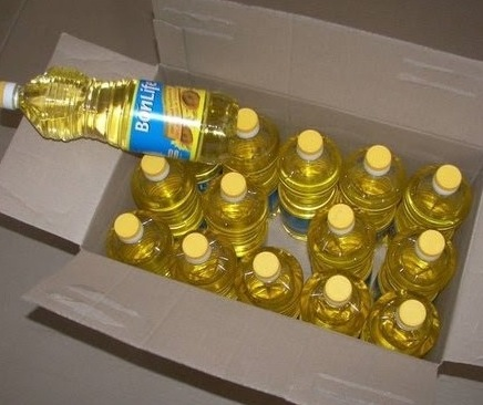 Pure Refined Sunflower Oil/Crude Degummed Sunflower Oil/Deodorised Sunflower Oil