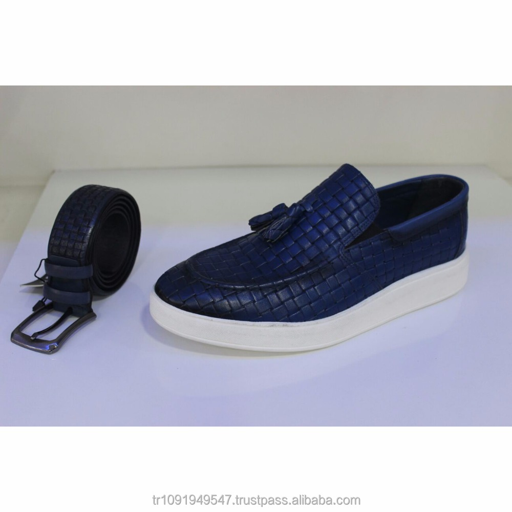 Prices Shoes Leather Wholesale Men Turket From Loafer Best tq6wE06x