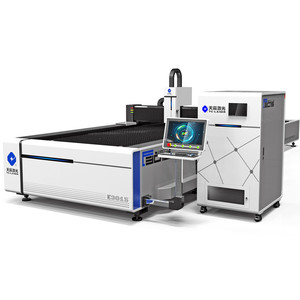 High Performance 500W-6KW Fiber Laser Cutting Machine For Metal Processing