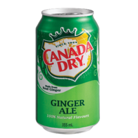 Canada Dry Carbonated Drinks 355ml