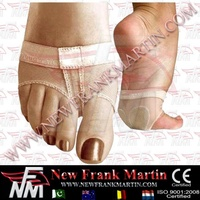 NFM Ballet Lyrical Thongs Toe Undies Shoes Padded Jazz Trampolining Dance Belly Rhythmic Gym Fitness OEM ODM Customized Design