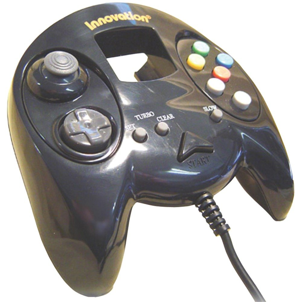 1 - SEGA DRMCST CNTRLR, Sega(R) Dreamcast(TM) Controller, Original-style Dreamcast(TM) controller, Turbo, Slow motion, , …