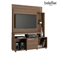 HOME CANCUN - WOOD TV CABINET