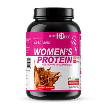 suplementos de proteinas para mujeres