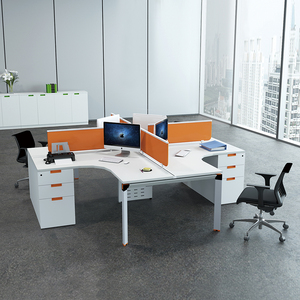 fashion mobile small office furniture new computer workstation